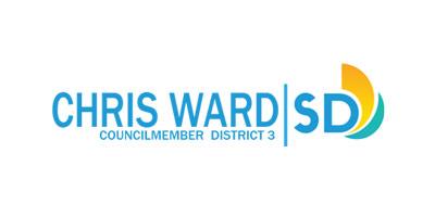 Chris Ward, Councilmember District 3