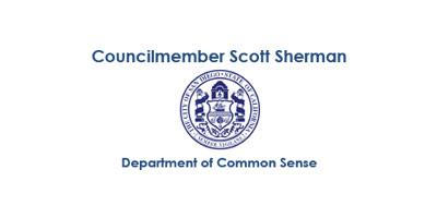 Councilmember Scott Sherman